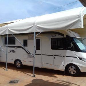 Coperture Camper e Caravan